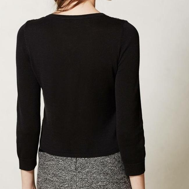 Anthropologie Size Small Sequin Studded Sweater