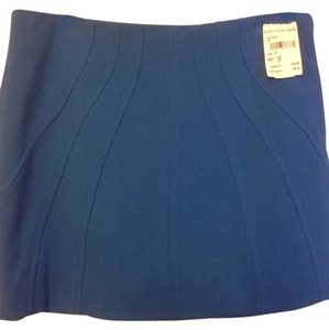 Diane von Furstenberg Skirt Electric Blue