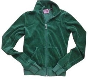 Juicy Couture Green Jacket