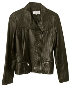 Pelle Studio Urban Chic European Biker Leather Jacket