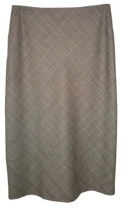 Ralph Lauren Wool Pencil Straight Skirt