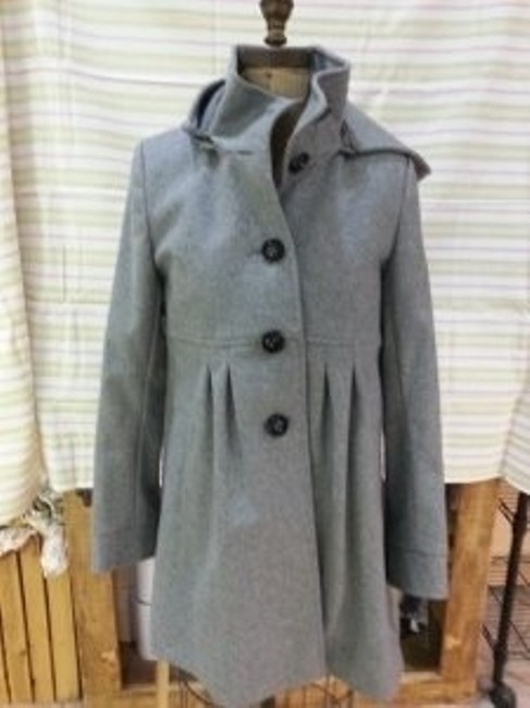 Preload https://item3.tradesy.com/images/dkny-grey-hooded-empire-pea-coat-size-4-s-9052-0-0.jpg?width=400&height=650