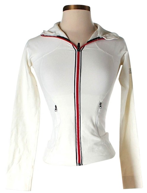 Preload https://item2.tradesy.com/images/lululemon-ivory-and-red-long-sleeves-activewear-hoodie-size-2-xs-26-9054316-0-2.jpg?width=400&height=650