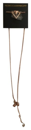 Preload https://item1.tradesy.com/images/rebecca-minkoff-rose-gold-triangle-arrow-pendant-necklace-9054655-0-2.jpg?width=440&height=440