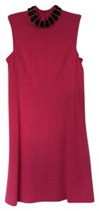 MILLY Party Date Embellished Sleeveless Dress
