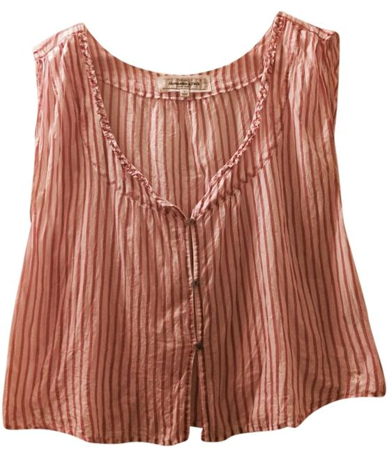 Preload https://item1.tradesy.com/images/abercrombie-and-fitch-top-redpink-905530-0-0.jpg?width=400&height=650