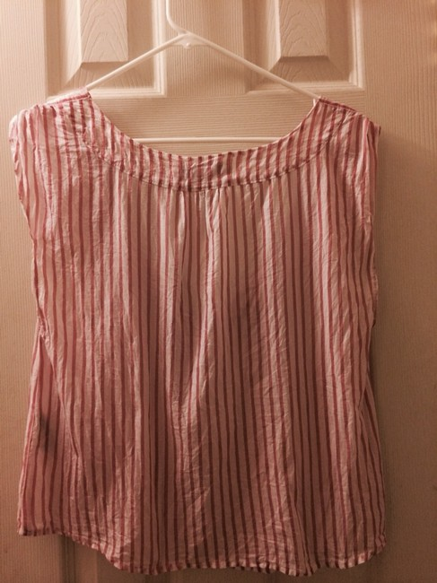 Abercrombie & Fitch Top Red/pink