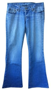Lucky Brand Denim Light Flare Leg Jeans-Light Wash