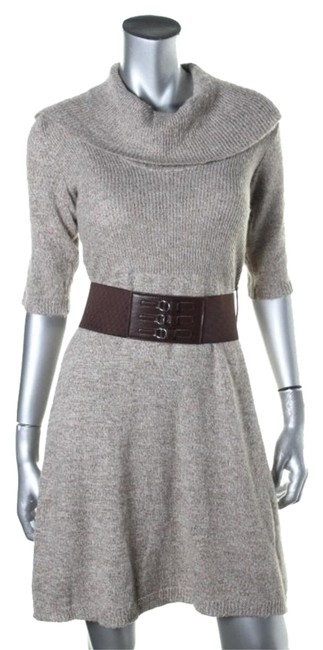 Preload https://item1.tradesy.com/images/robbie-bee-oatmeal-style-number-p3875281-above-knee-workoffice-dress-size-petite-8-m-9055885-0-1.jpg?width=400&height=650