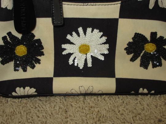 Cynthia Hart Sunflower Sequins Shoulder Bag
