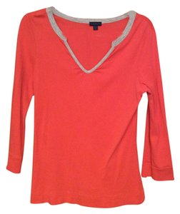 Lilla P Non-smoking Home T Shirt Coral
