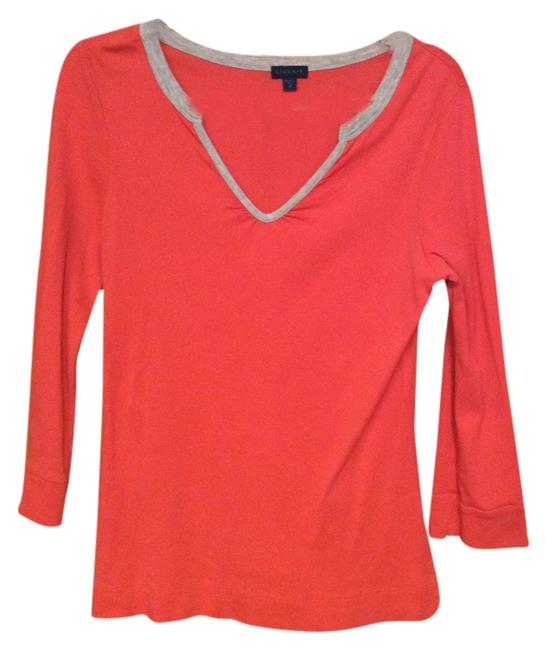Preload https://item1.tradesy.com/images/lilla-p-coral-tee-shirt-size-10-m-9056005-0-2.jpg?width=400&height=650