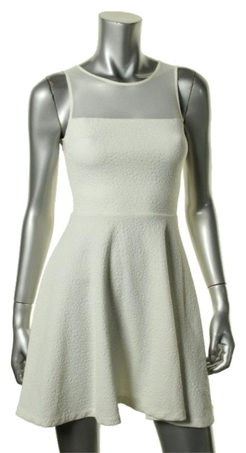 Preload https://item2.tradesy.com/images/aqua-white-style-number-wo4596-above-knee-cocktail-dress-size-petite-8-m-9056431-0-1.jpg?width=400&height=650
