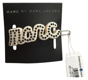Marc by Marc Jacobs Marc by Marc Jacobs 'MARC Script Hairpin""