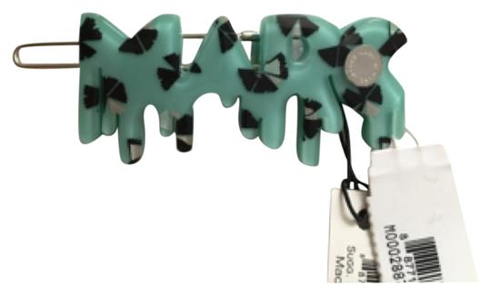 Preload https://item3.tradesy.com/images/marc-by-marc-jacobs-blue-script-hairpin-hair-accessory-9057382-0-1.jpg?width=440&height=440