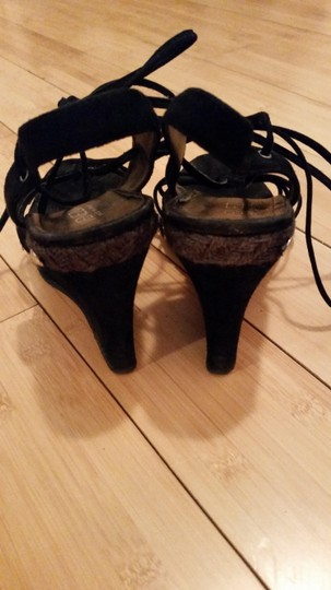 Other New Italy Suede Summer Wedges