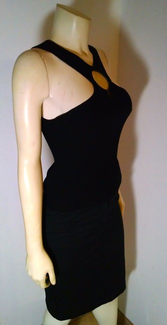 bebe Size X-small Stretchy P1856 Top black