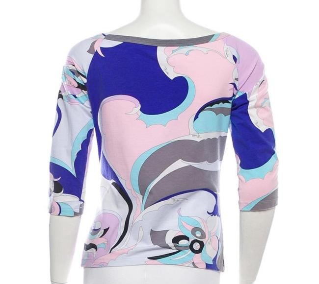 Emilio Pucci T Shirt Multi color