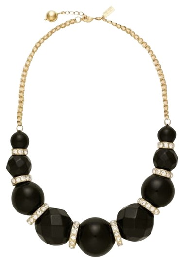 Preload https://img-static.tradesy.com/item/9058342/kate-spade-black-with-pave-crystal-accent-bands-mod-squad-new-w-tags-urban-chic-necklace-0-2-540-540.jpg