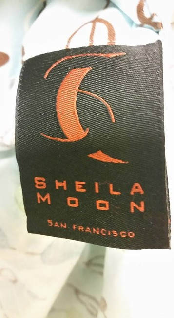 Shelia Moon San Francisco Skirt Blue