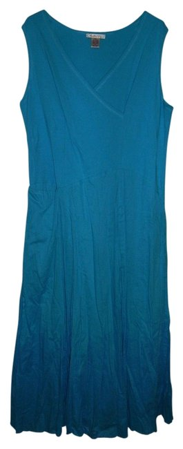 turquoise Maxi Dress by Vasna