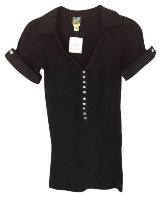 Preload https://item4.tradesy.com/images/burning-torch-black-button-up-blouse-size-4-s-905858-0-0.jpg?width=400&height=650