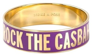 Kate Spade Kate Spade Rock the Casbah Bangle NWT RARE! Inspired Style THE CLASH