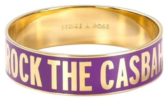Preload https://item5.tradesy.com/images/kate-spade-purple-rock-the-casbah-bangle-rare-inspired-style-the-clash-bracelet-9058654-0-2.jpg?width=440&height=440