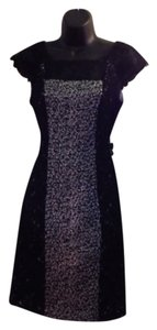 Gorgeous Party Kay Unger Sexy Lace Dress. Length 35