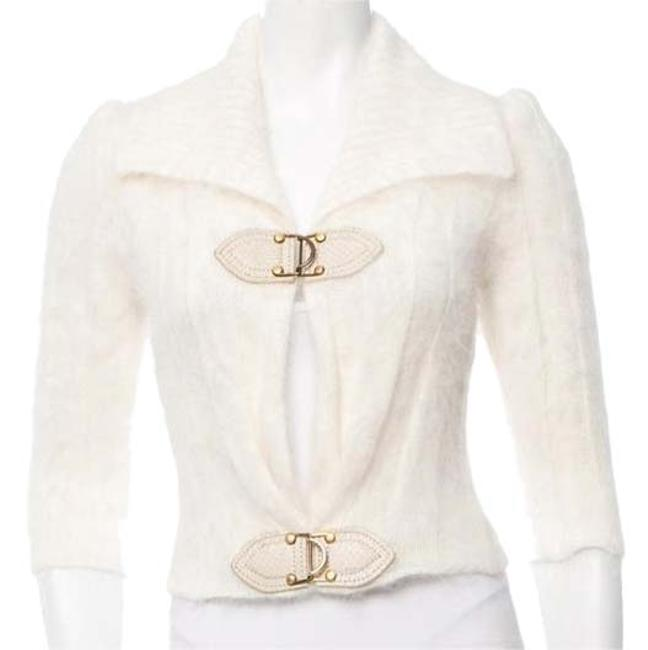 Preload https://item3.tradesy.com/images/zac-posen-white-sweater-cardigan-size-4-s-9059107-0-2.jpg?width=400&height=650