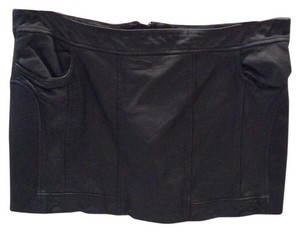 AllSaints Mini Skirt Blac