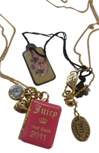 Juicy Couture Juicy Couture Limited Edition Locket Necklace