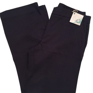 Living Planet Flare Pants Black