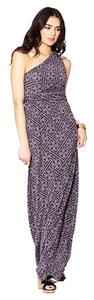 Purple Maxi Dress by Tart Maxi One Shoulder