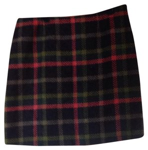Boden Mini Skirt Multi