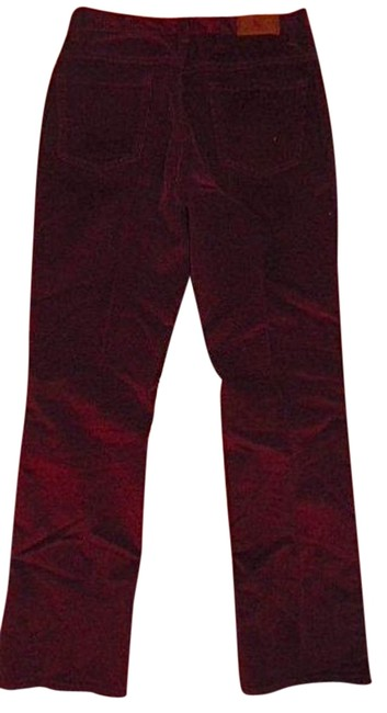 Preload https://item5.tradesy.com/images/eddie-bauer-maroon-womens-corduroy-bootcut-p533-summersale-straight-leg-pants-size-4-s-27-906119-0-0.jpg?width=400&height=650