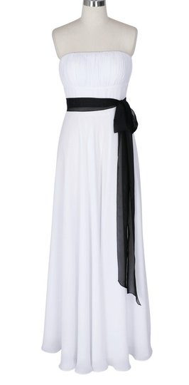 Preload https://item2.tradesy.com/images/white-chiffon-strapless-long-pleated-bust-w-sash-formal-wedding-dress-size-12-l-906121-0-0.jpg?width=440&height=440