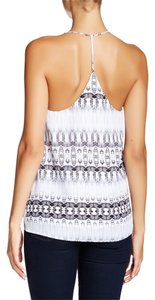 Collective Concepts Cami Top Black and White