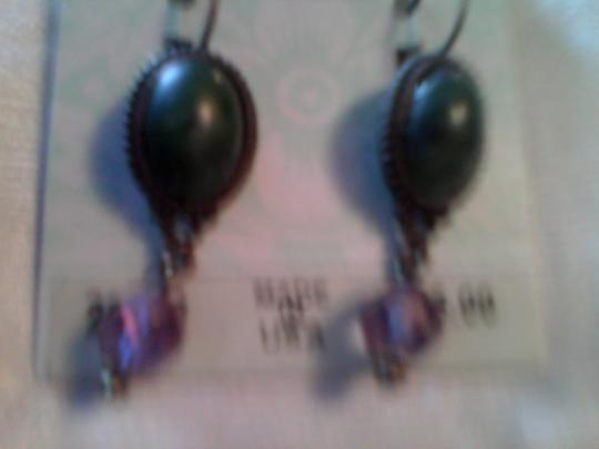 1928 1928 vintage jade tear drop earrings