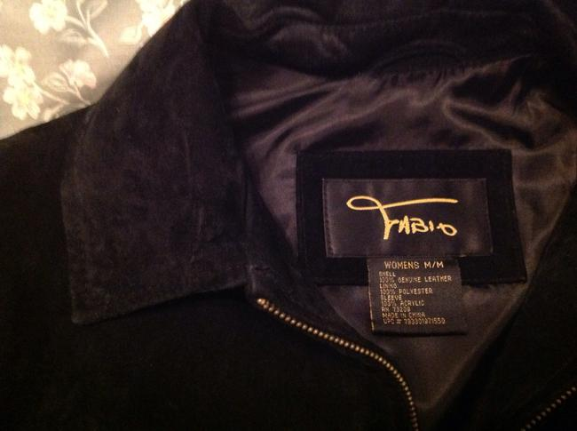 Vabio Leather Jacket
