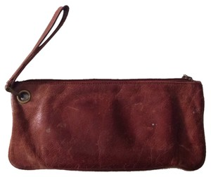 Hobo International Brown Clutch