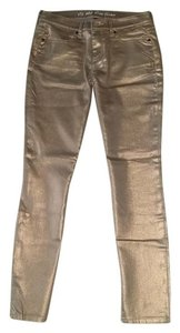 Victoria's Secret Skinny Jeans-Coated