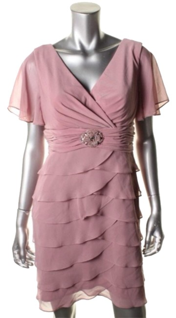 Preload https://item3.tradesy.com/images/jessica-howard-rose-style-number-jh4p3914-above-knee-cocktail-dress-size-4-s-9063037-0-2.jpg?width=400&height=650