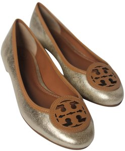 Tory Burch PLATINUM BLOND Flats