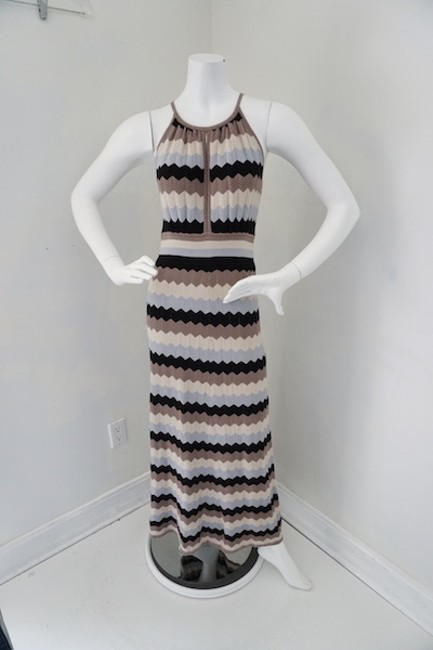 Neutral Tones Maxi Dress by Design History Holiday Gift Maxi
