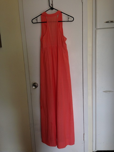 Coral Maxi Dress by J.Crew