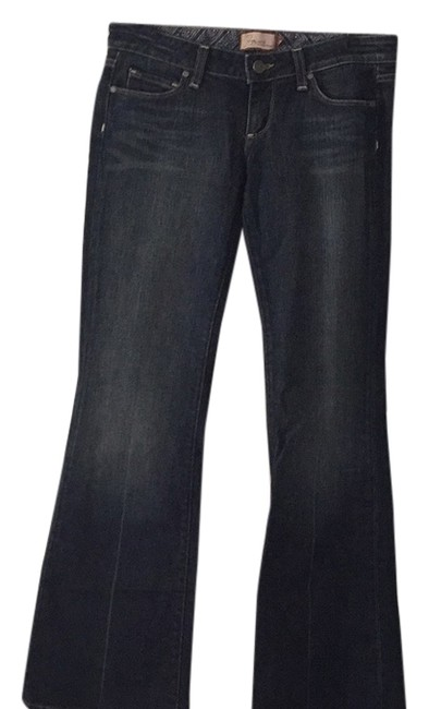 Preload https://item2.tradesy.com/images/paige-denim-boot-cut-jeans-size-26-2-xs-9064021-0-2.jpg?width=400&height=650