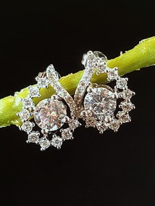 Other Beautiful CZ Stud Earrings