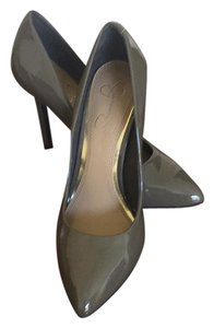 Jessica Simpson Ash Grey Pumps