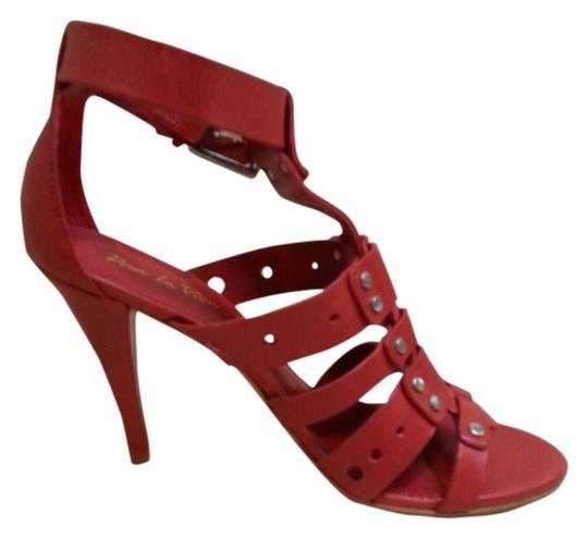 Preload https://img-static.tradesy.com/item/9064840/pour-la-victoire-red-heels-studded-sandals-size-us-8-regular-m-b-0-2-540-540.jpg